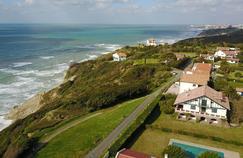 Érosion du littoral : la côte basque en péril