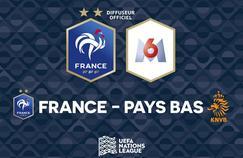 Le programme des rencontres l'équipe de France de football sur TF1 et M6