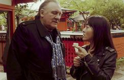 Gérard Depardieu à l'heure japonaise sur Arte