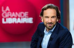 François Busnel (La Grande Librairie): «Je ne suis pas contre un nouveau défi»