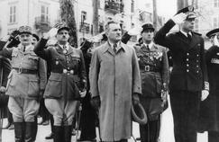 Vichy : les années noires de la police française sur France 3