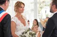 Ingrid Chauvin se marie dans Demain nous appartient:«C'est notre plus beau souvenir de tournage»