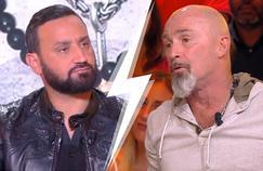 Le ton monte entre Cyril Hanouna et Vincent Lagaf'