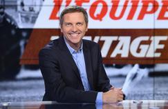 Thomas Hugues reçoit d'anciens joueurs de Saint-Etienne sur L'Équipe