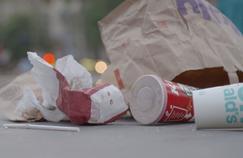 Envoyé spécial: fast-foods, les mauvais élèves du tri des déchets