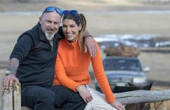 Off Roads : Laury Thilleman roule avec Lagaf' en Mongolie