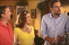 Scènes de ménages: Manu, le fils de Liliane et José, va présenter sa femme et sa fille
