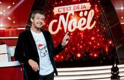 Jean-Luc Reichmann joue les pères Noël sur TF1