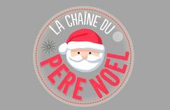 Coup d'envoi de La Chaîne du père Noël