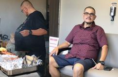 Etats-Unis: son énorme ventre cachait une tumeur cancéreuse de 35 kilos