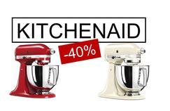 PROMO KITCHENAID : Offres exclusives Artisan robot pâtissier et accessoires KitchenAid sur Amazon