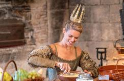 La féerie gastronomique de Julie Andrieu sur France 3