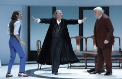 Pierre Arditi et Jacques Weber dans Le Tartuffe sur France 5