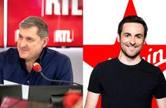 Yves Calvi et Camille Combal sacrés meilleurs matinaliers radio