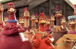 Le film à voir ce soir : Chicken Run