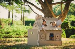 Meilleure cabane ou maisonnette pour enfants