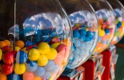 Comparatif distributeur de bonbons