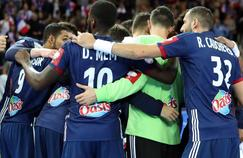 Handball: la demi-finale des Experts sur TF1