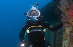 Blue Hole: plongée vers l'inconnu : Fabien Cousteau dans les pas de son grand-père