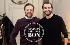 Maison très très bon: Cyril Lignac au défi sur Paris Première