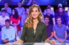 Marie Portolano reçoit Johann Zarco sur Canal+