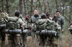 Marius (Le Sens de l'effort): «C'est en faisant mon service militaire que j'ai trouvé ma voie»