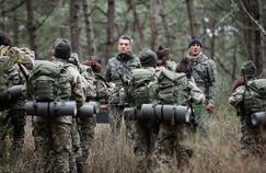 Le Sens de l'effort (M6): les militaires au secours des jeunes