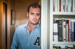 Augustin Trapenard auréolé du prix Philippe-Caloni