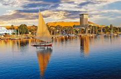 Tourisme, dans Capital : l'Égypte fait les yeux doux à la France
