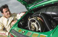 Grégory Galiffi, objectif Tour Auto en Porsche