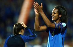 Trois footballeuses dans le top 15 des sportives préférées des Français