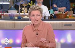 C à vous: Anne-Élisabeth Lemoine dénonce «la stratégie du buzz et du clash» de Nicolas Dupont-Aignan