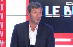 Franck Sémonin: «Dans Section de recherches, Xavier Deluc est le numéro un»