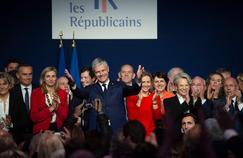 Européennes: à Lyon, Wauquiez promet de «déjouer tous les pronostics»
