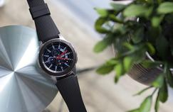 Comparatif montre connectée Samsung