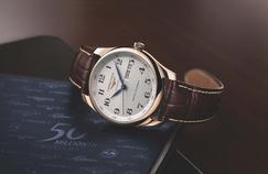Longines fête sa 50 millionième montre