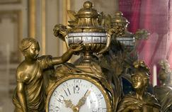 Rolex entre à Versailles