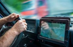 Comparatif GPS poids lourd