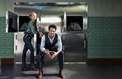 Tomer Sisley tourne Balthazar 2, pour TF1, et sera à l'affiche de Messiah, sur Netflix