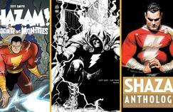 Trois comics pour tout savoir sur Shazam, le premier Captain Marvel