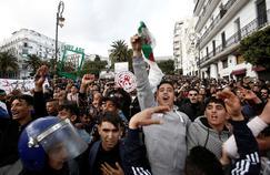 Cette jeunesse qui fait vaciller le régime algérien
