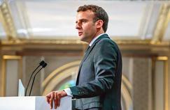 Sortie du grand débat: les Français plutôt d'accord avec Macron