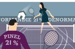 Investissement locatif: le match Pinel-Denormandie