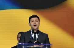 Ukraine: «Zelensky, un futur président entre Woody Allen et Patrick Sébastien»