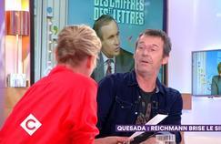 Affaire Christian Quesada: le ton monte entre Patrice Laffont et Jean-Luc Reichmann