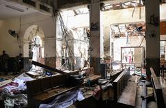 Attentats au Sri Lanka: les images du désastre