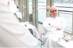 Alain Ducasse fricotte avec Top Chef