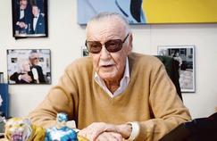 Stan Lee, le parrain des comics