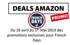 [FRENCH DAYS 2019]Les meilleures offres French Days d'Amazon