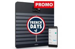 [FRENCH DAYS 2019] Découvrez les offres sur les balances connectées Withings